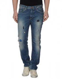 Andy warhol by pepe jeans - denim - denim trousers on yoox.com