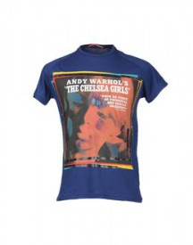 Andy warhol by pepe jeans - topwear - short sleeve t-shirts on yoox.com