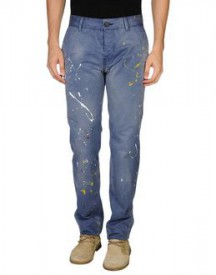 Andy warhol by pepe jeans - trousers - casual trousers on yoox.com
