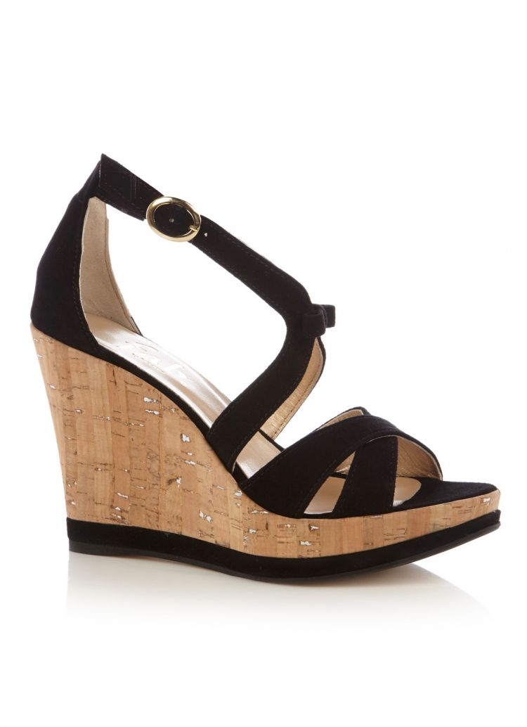 PRODUCT_IMAGE Fab. Bow Wedge zwart