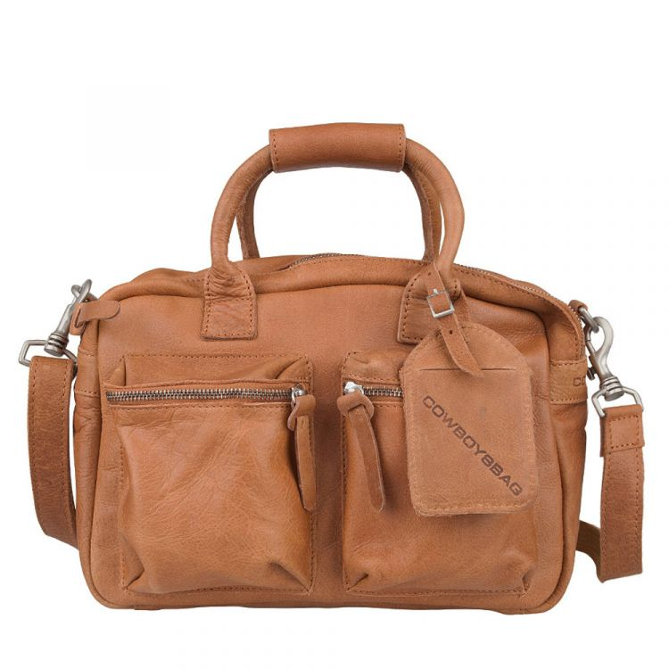 PRODUCT_IMAGE Cowboysbag Schoudertas The Little Bag 1346 Tobacco