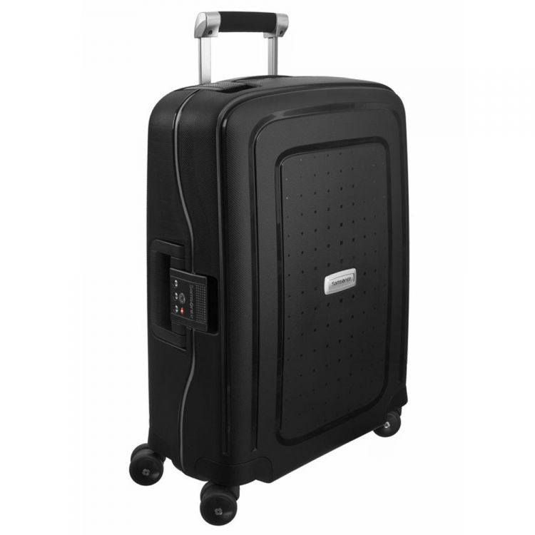 PRODUCT_IMAGE Samsonite S'Cure Deluxe Spinner 55 Graphite