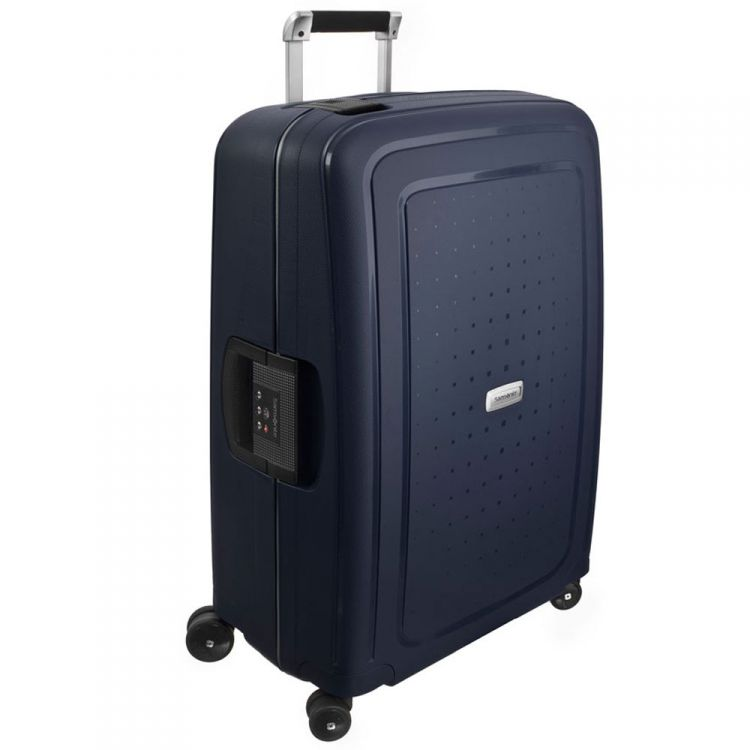 PRODUCT_IMAGE Samsonite S'Cure Deluxe Spinner 69 Midnight Blue