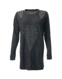 Modstrom Sweat Melville Charcoal