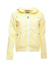 Replay jacket w7877.80464 pale yellow