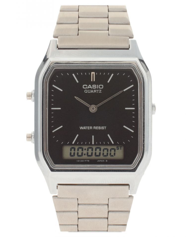 PRODUCT_IMAGE Casio AQ-230A-1DMQYES Bracelet Timer Watch