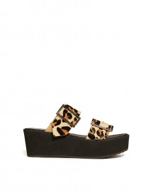 ASOS JAK Leather Flatforms