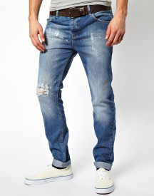 ASOS Slim Jeans With Rips