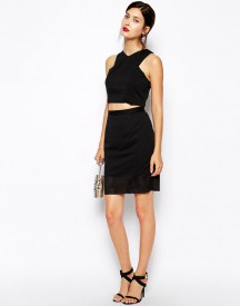 Finders Keepers Starting Over Pencil Skirt