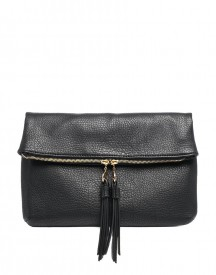 Pieces Orilla Soft Fold Over Clutch Bag