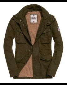 Superdry Rookie Heavy Weather veldjack