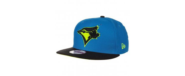 PRODUCT_IMAGE Pop Blue Jays Snapback Cap by NEW ERA