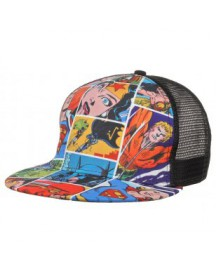 Heroes Comics Mesh Cap by Keyone