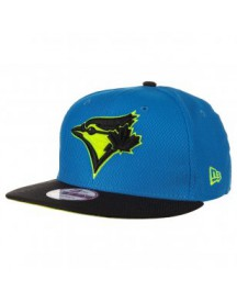 Pop Blue Jays Snapback Cap by NEW ERA