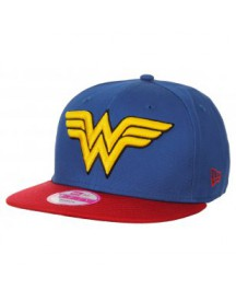Wonderwoman Snapback Cap by NEW ERA