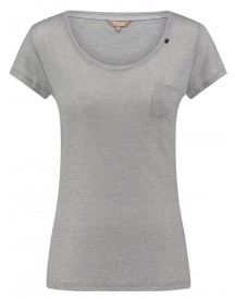SALE Given - Zamora Top Grey